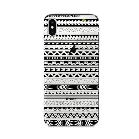 Capa para iPhone XS Max - Maori Branca