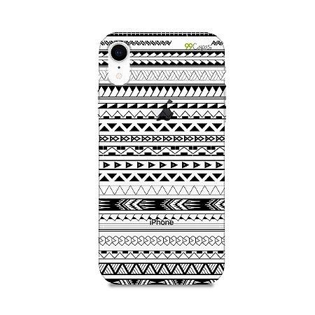 Capa para iPhone XR - Maori Branca