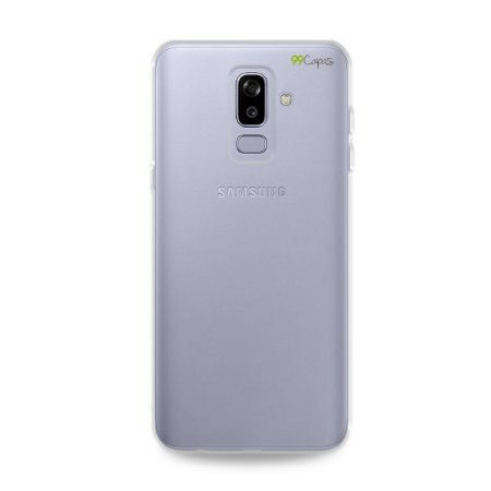Capa Transparente Anti-Shock para Galaxy J8