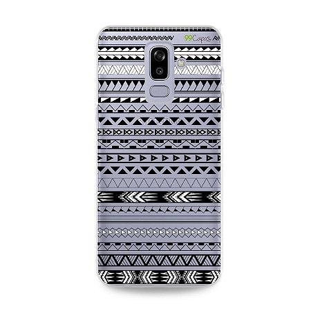 Capa para Galaxy J8 - Maori Branca