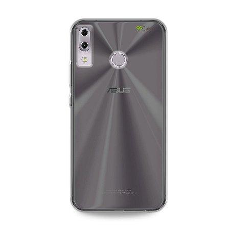 Capa Fumê para Asus Zenfone 5 e 5Z {Semi-transparente}