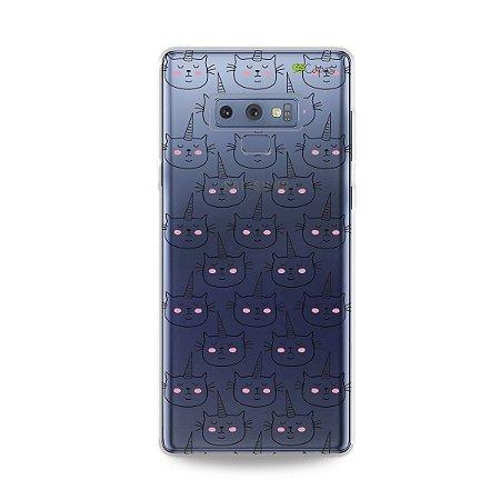 Capa para Galaxy Note 9 - Catcorn