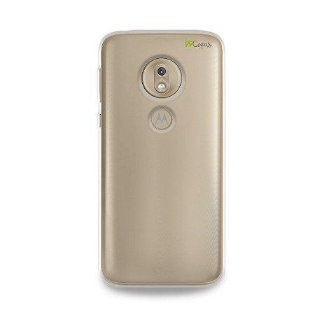 Capa Transparente Anti-Shock para Moto G7 Play