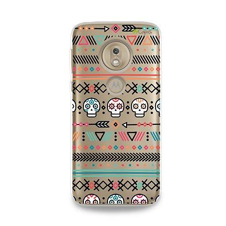 Capa para Moto G7 Play - Tribal
