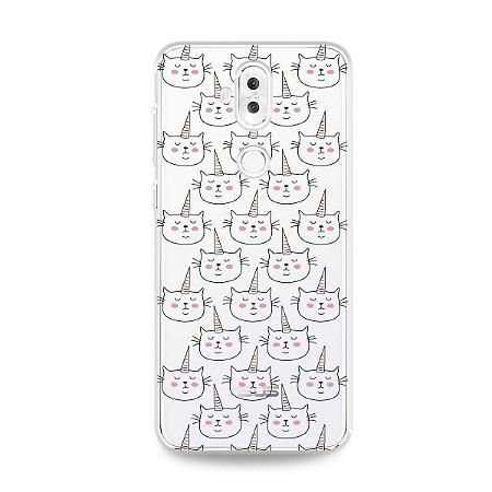 Capa para Zenfone 5 Selfie Pro - Catcorn