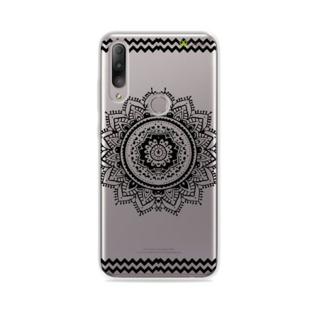 Capa para Zenfone Max Shot - Mandala Preta