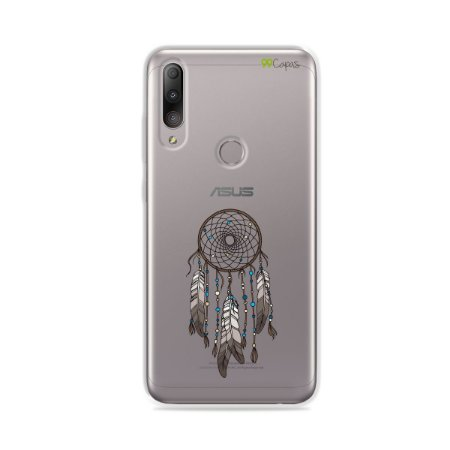 Capa (Transparente) para Zenfone Max Shot - Filtro dos Sonhos