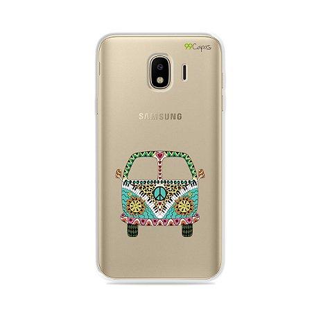 Capa para Galaxy J4 2018 - Kombi