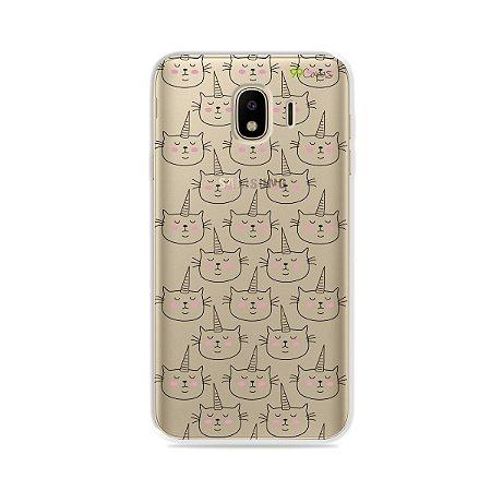Capa para Galaxy J4 2018 - Catcorn