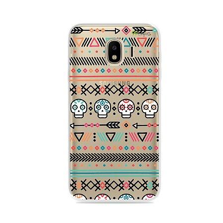 Capa para Galaxy J4 2018 - Tribal