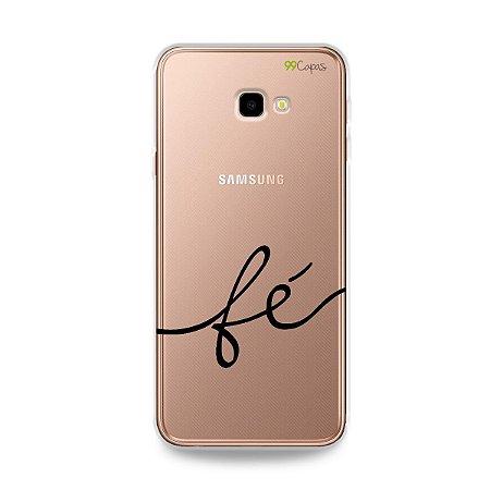 Capa para Galaxy J4 Plus - Fé
