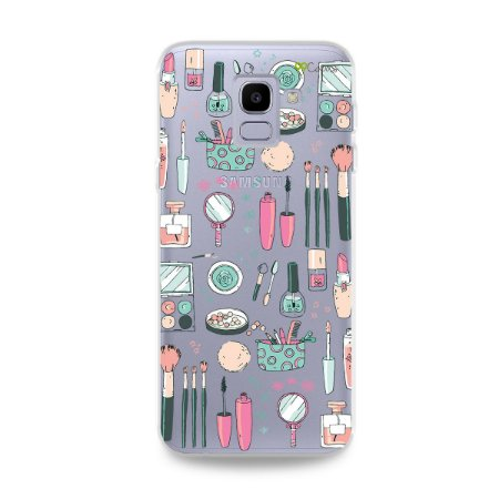 Capa para Galaxy J6 - Make Up