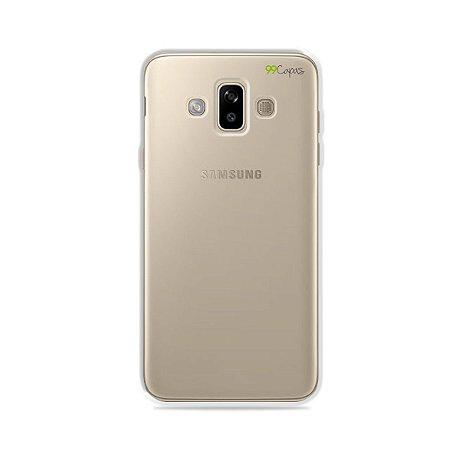 Capa Transparente para Galaxy J7 Duo