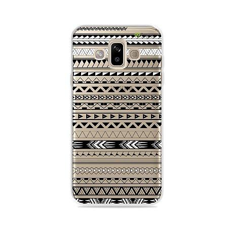 Capa para Galaxy J7 Duo - Maori Branca