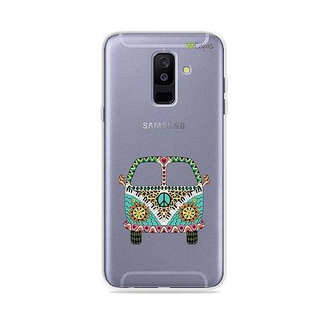 Capa para Galaxy A6 Plus - Kombi