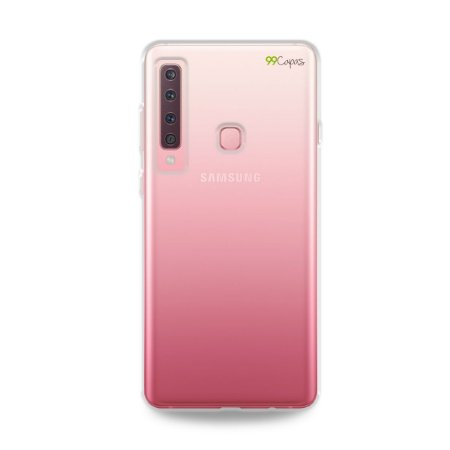 Capa Transparente Anti-Shock para Galaxy A9 2018