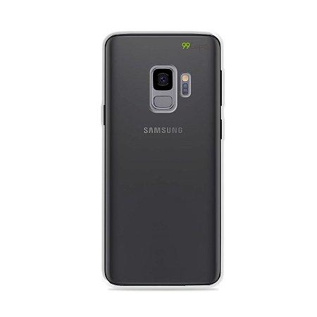 Capa Fumê para Galaxy S9 {Semi-transparente}
