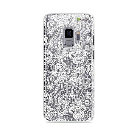 Capa para Galaxy S9 - Rendada