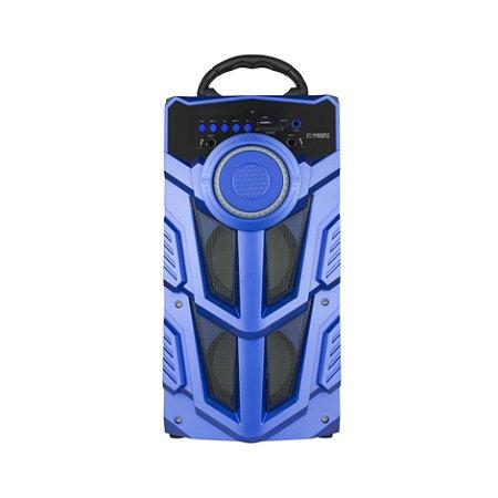 Caixa de Som Grande Bluetooth Portátil Blueberry - 99Capas