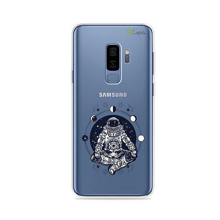 Capa para Galaxy S9 Plus - Astronauta