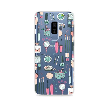 Capa para Galaxy S9 Plus - Make Up