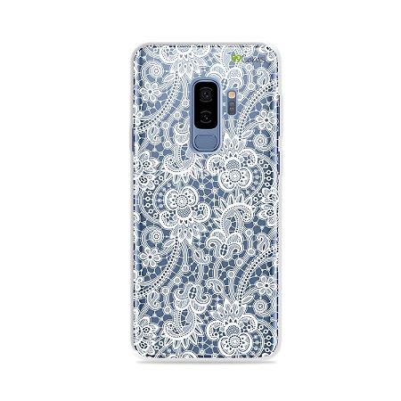 Capa para Galaxy S9 Plus - Rendada