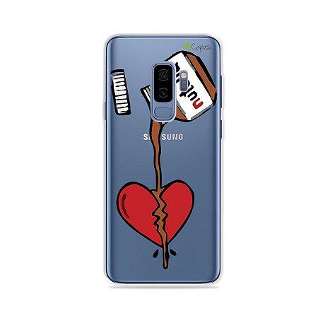 Capa para Galaxy S9 Plus - Nutella