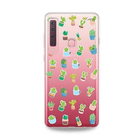 Capa para Galaxy A9 2018 - Cactus