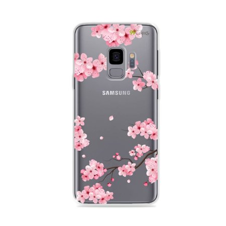 Capa para Galaxy S9 - Cerejeiras