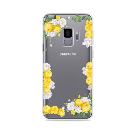 Capa para Galaxy S9 - Yellow Roses
