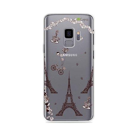 Capa para Galaxy S9 - Paris