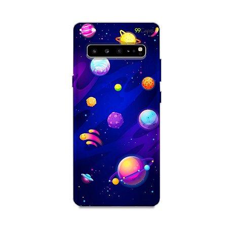 Capa para Samsung Galaxy S10 - Galáxia