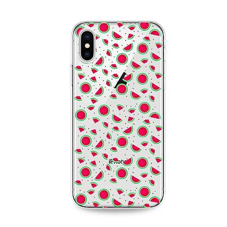 Capa para iPhone X/XS - Mini Melancias