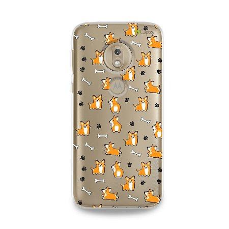 Capa para Moto G7 Play - Cãozinho