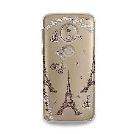 Capa para Moto G7 Play - Paris