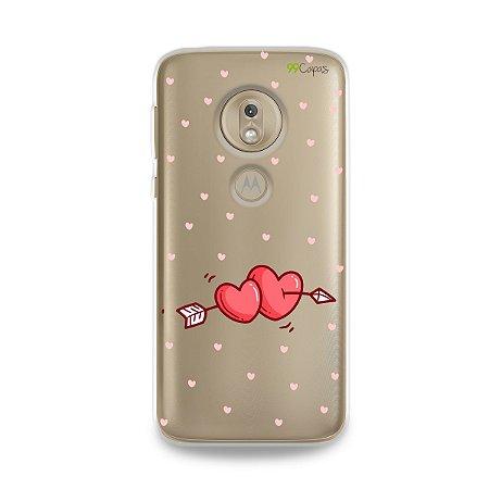 Capa para Moto G7 Play - In Love