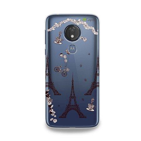Capa para Moto G7 Power - Paris