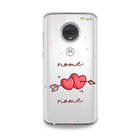 Capa In Love com nome personalizado - 99Capas