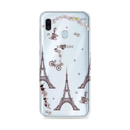 Capa para Galaxy A30 - Paris