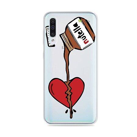 Capa para Galaxy A50 - Nutella