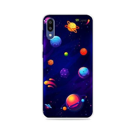 Capa para Galaxy M20 - Galáxia
