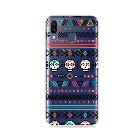 Capa para Galaxy M20 - Tribal
