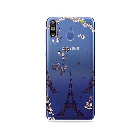 Capa para Galaxy M30 - Paris