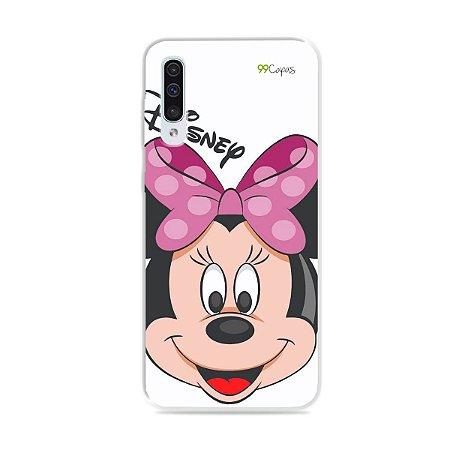 Capa para Galaxy A50 - Minnie