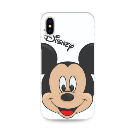 Capa para iPhone X/XS - Mickey