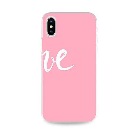 Capa para iPhone X/XS - Love 2