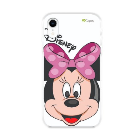 Capa para iPhone XR - Minnie
