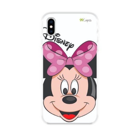 Capa para iPhone XS Max - Minnie
