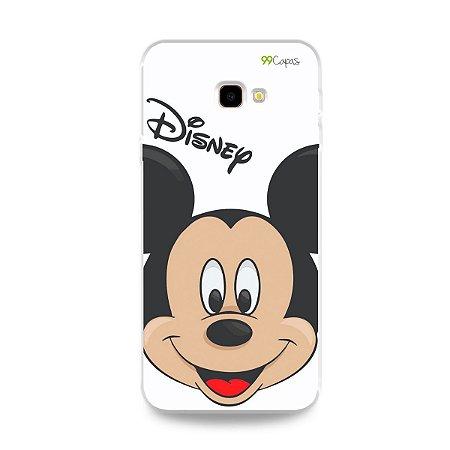 Capa para Galaxy J4 Plus - Mickey