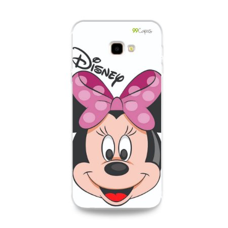 Capa para Galaxy J4 Plus - Minnie